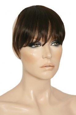 Human Hair Fringe 700L