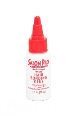 SalonPro Glue White