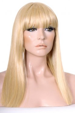 Straight Edgy - Colour Candy Blonde