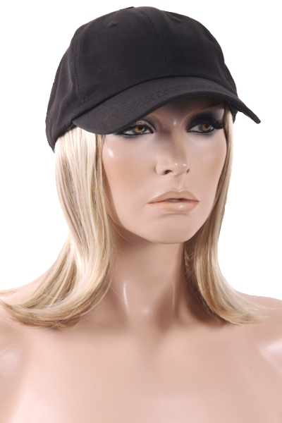 Accent Classic Black Wig Hat Colour 14h