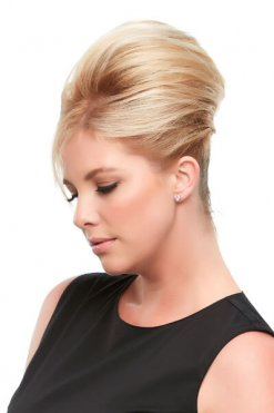 "Top This 8"" Human Hair Topper"