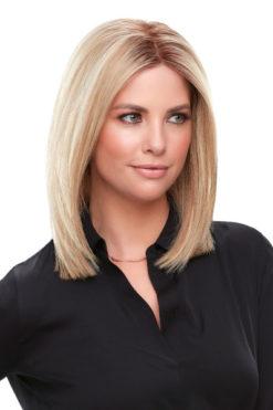"""Top Smart 12"""" Human Hair Topper"""